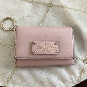 Kate Spade Keychain Mini Wallet